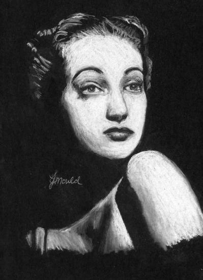 Dorothy Lamour by Jojemo